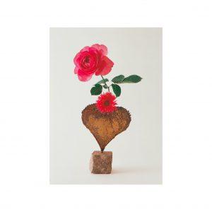 假屋崎省吾オリジナル ポストカード6枚セット(金属)