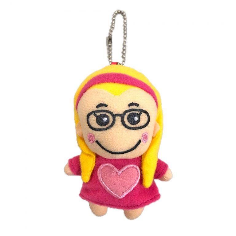 カーリィちゃん人形
