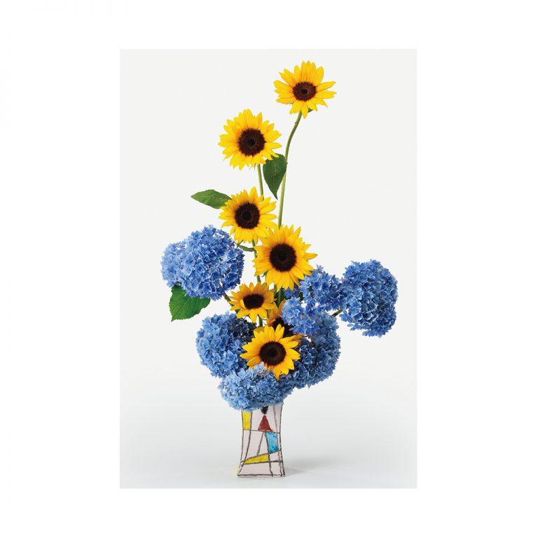 假屋崎省吾オリジナル ポストカード4枚(小品2)